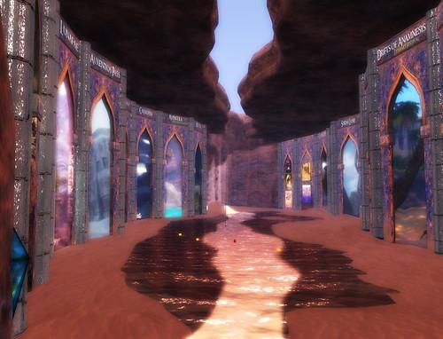 Fairelands Junction - The Portals - 1