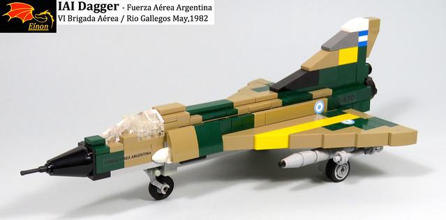 IAI Dagger / Multirole Fighter - Argentina