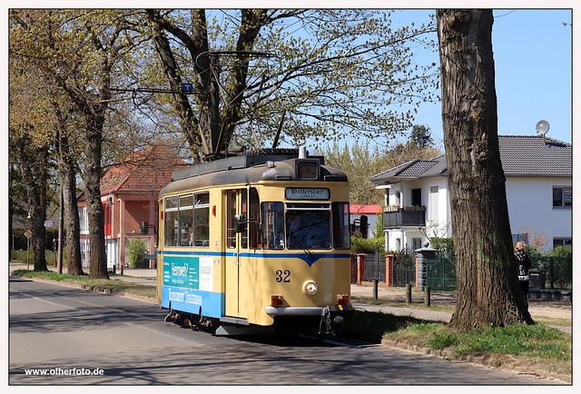 Tram Woltersdorf - 2020-04