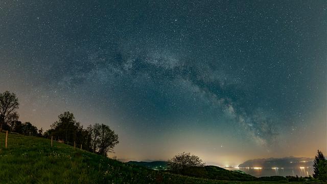 Voie lactée     Milky Way