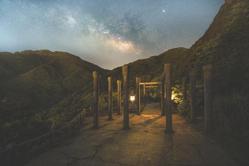 金瓜石神社遺址|Milkyway