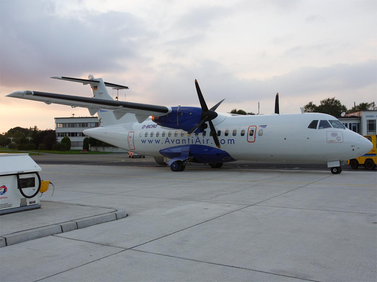 D-BCRO-2 ATR42 ESS 200409