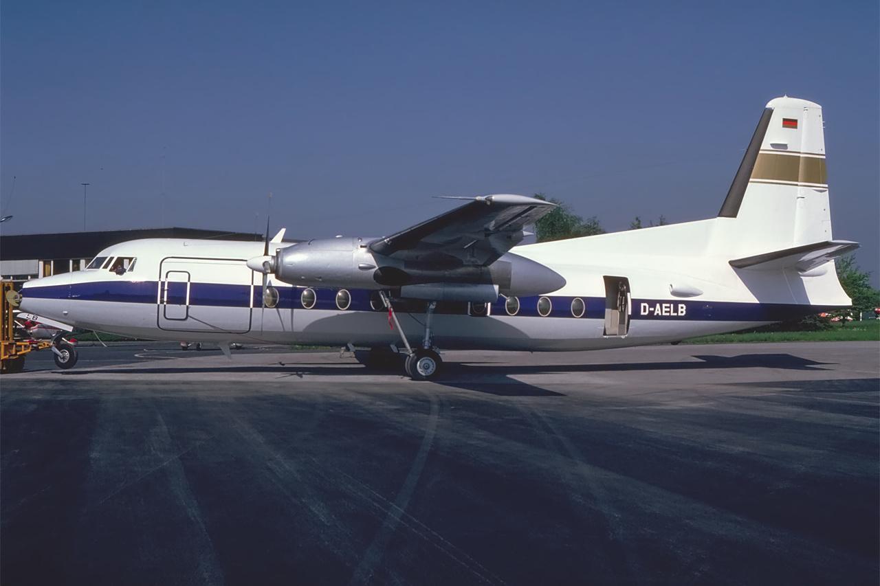 D-AELB-4 F27 ESS 199000