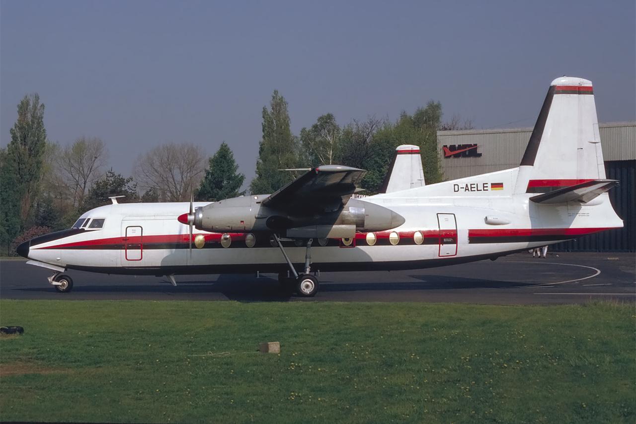 D-AELE-1 F27 ESS 199105