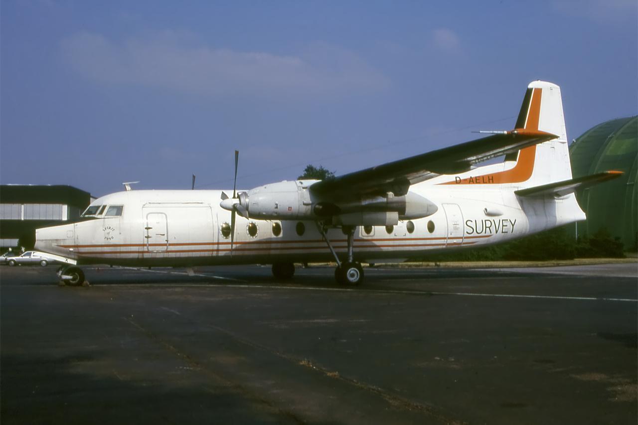 D-AELH-1 F27 ESS 199407