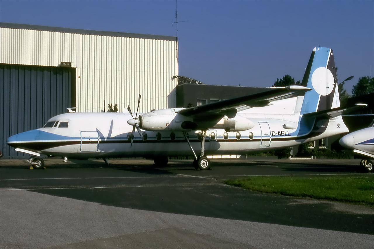 D-AELL-1 F27 ESS 199610