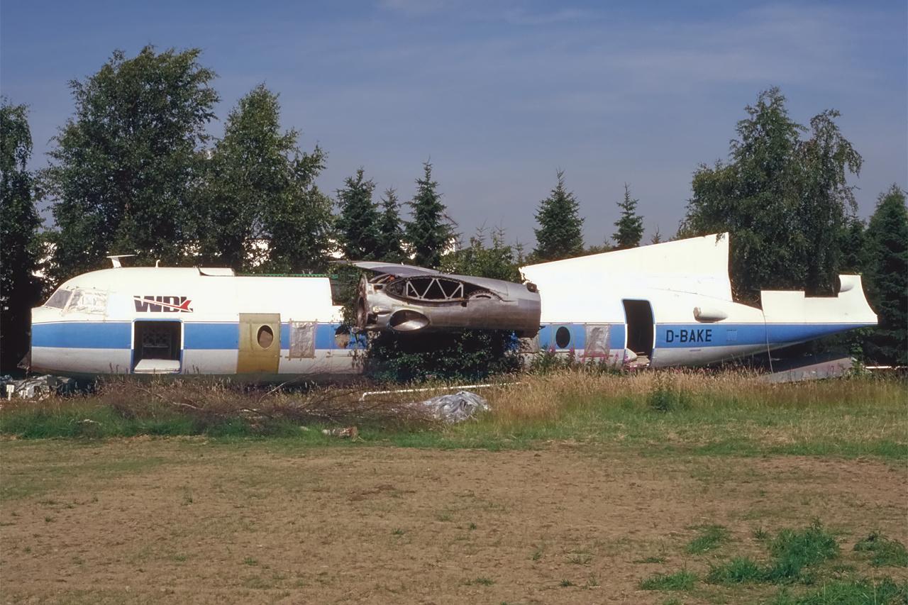 D-BAKE-2 F27 ESS 199305