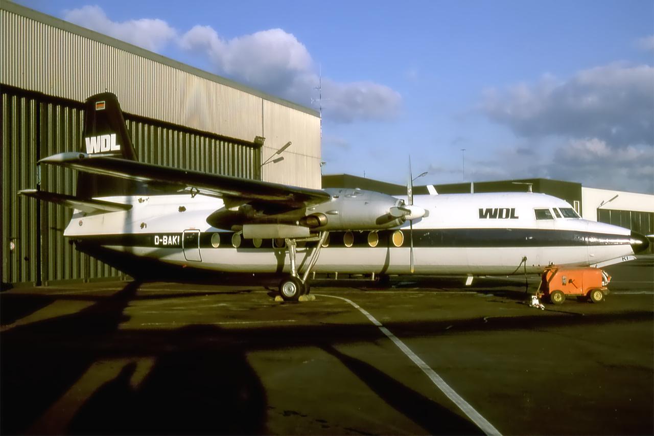 D-BAKI-4 F27 ESS 198000