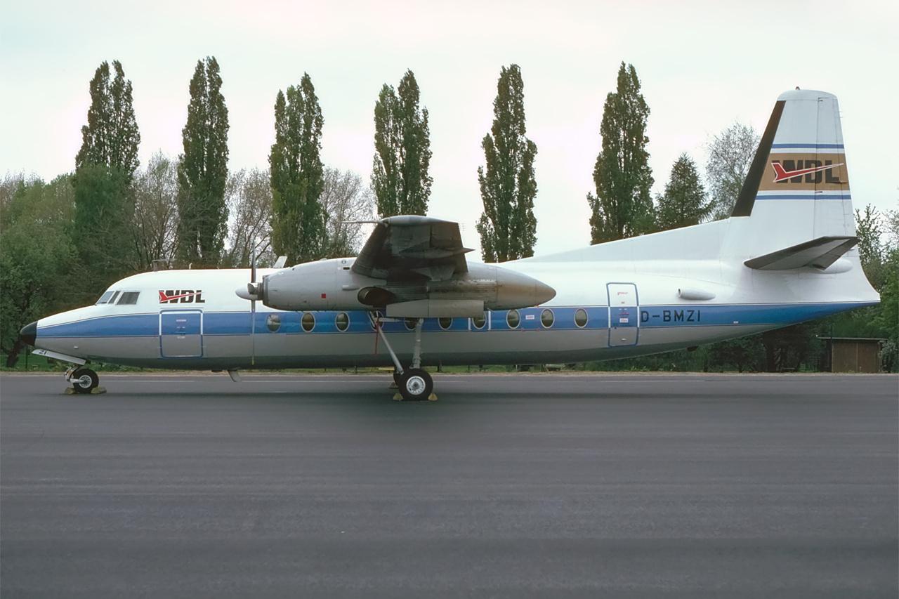 D-BMZI-1 F27 ESS 198700