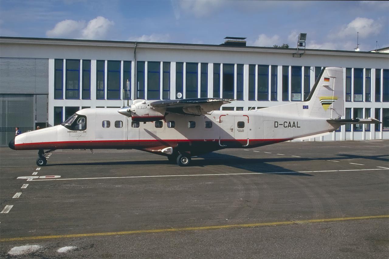 D-CAAL-1 DO228 ESS 199309