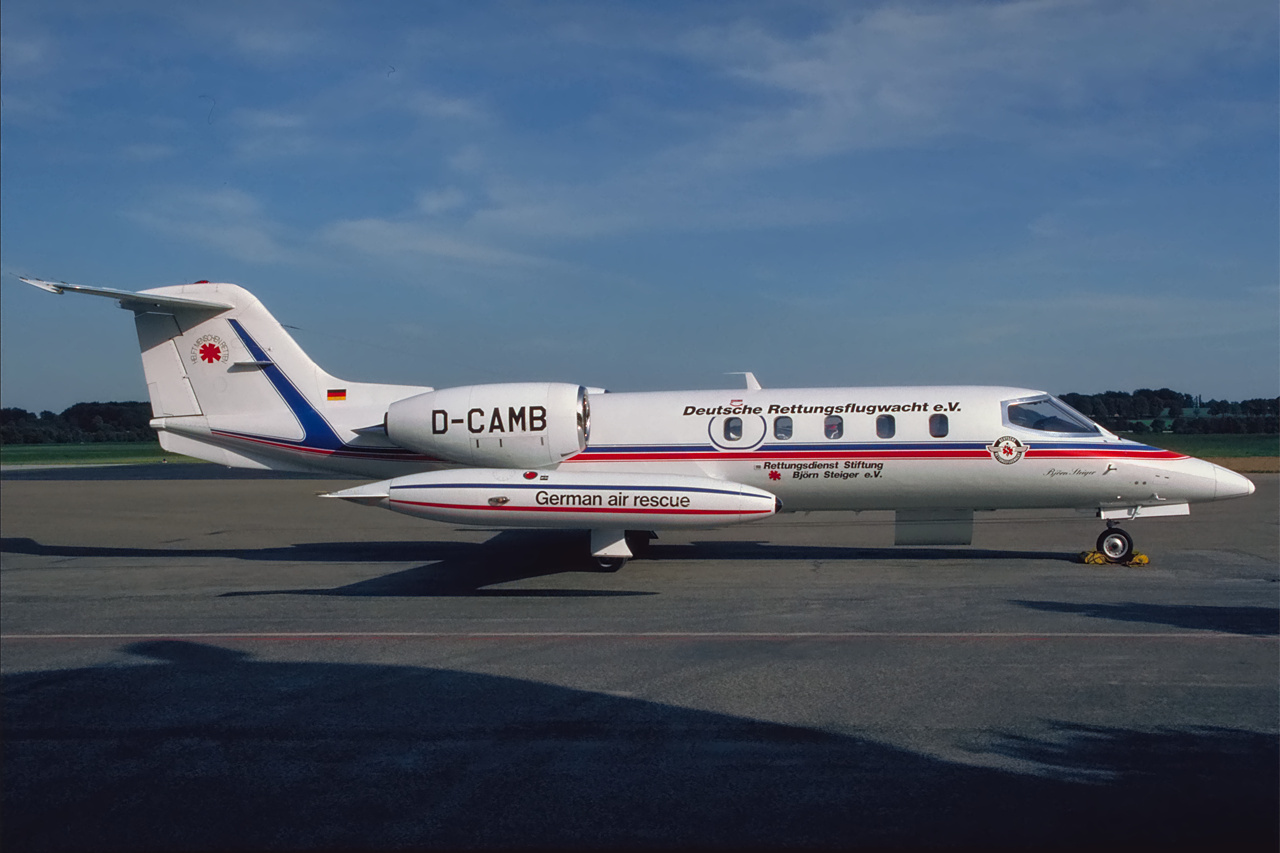 D-CAMB-1 Learjet ESS 199208