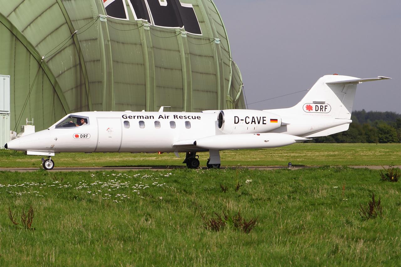 D-CAVE-1 Lear Jet ESS 200609