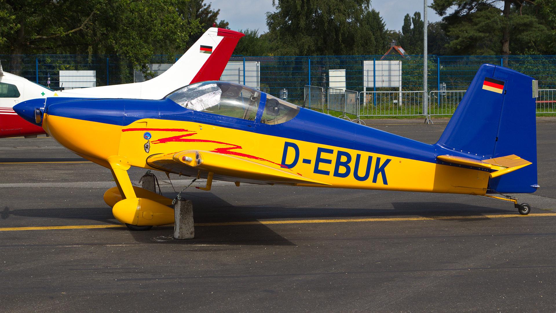 D-EBUK-1 RV7 ESS 201608