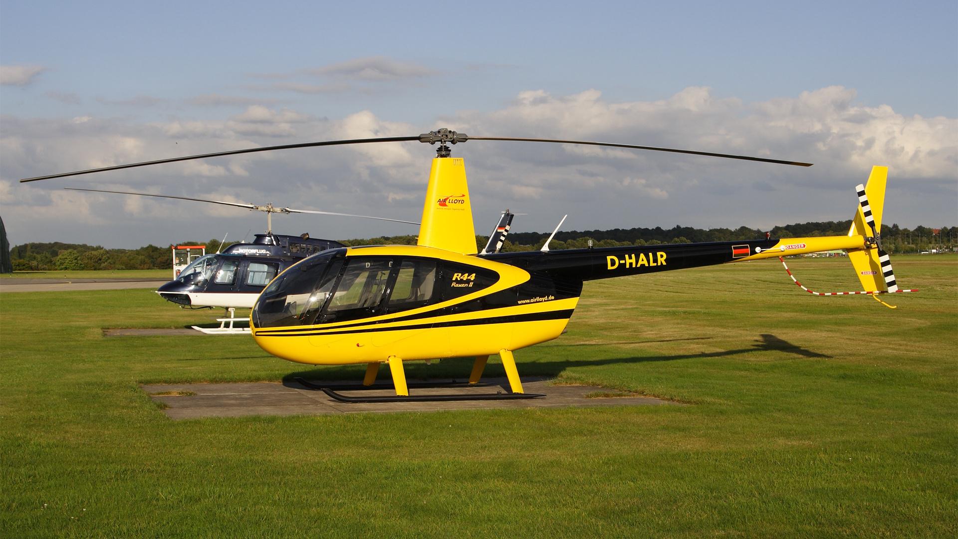 D-HALR-1 R44 ESS 200909