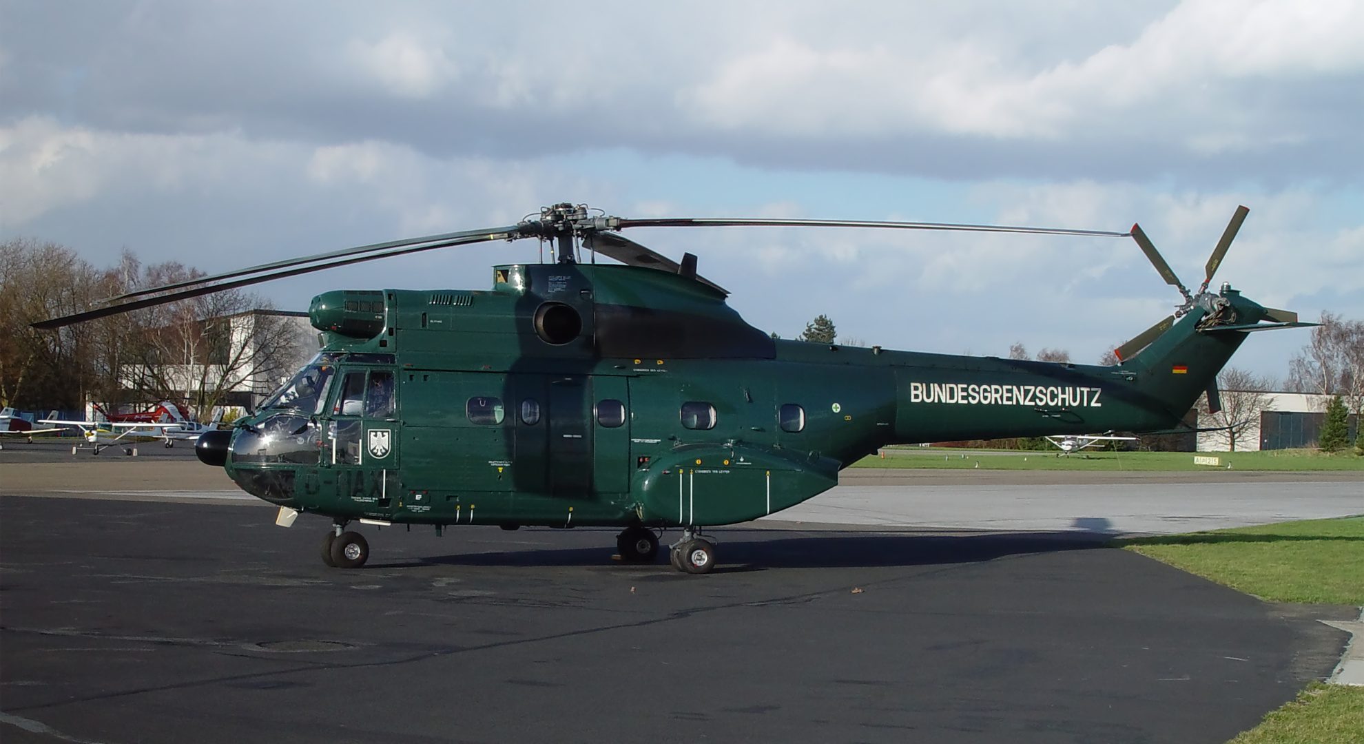 D-HAXR-1 PUMA ESS 200203
