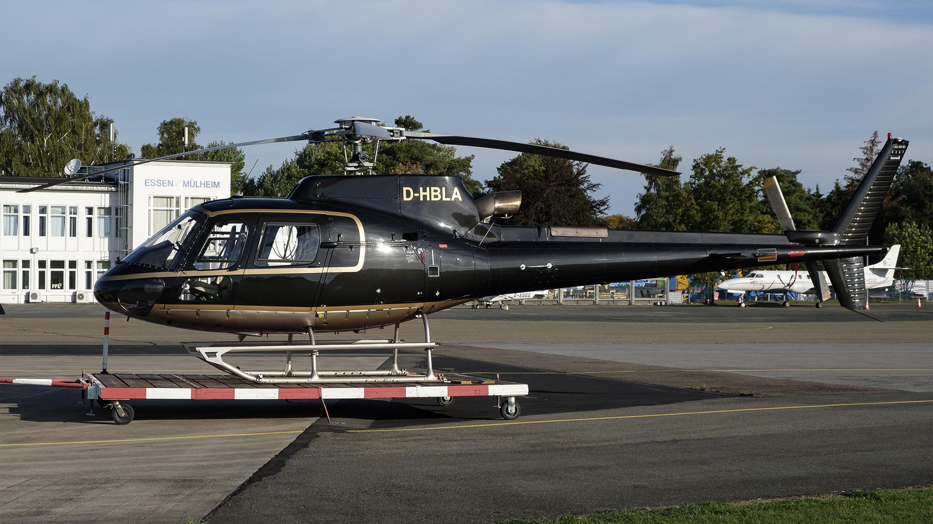 D-HBLA-1 AS350 ESS 201809