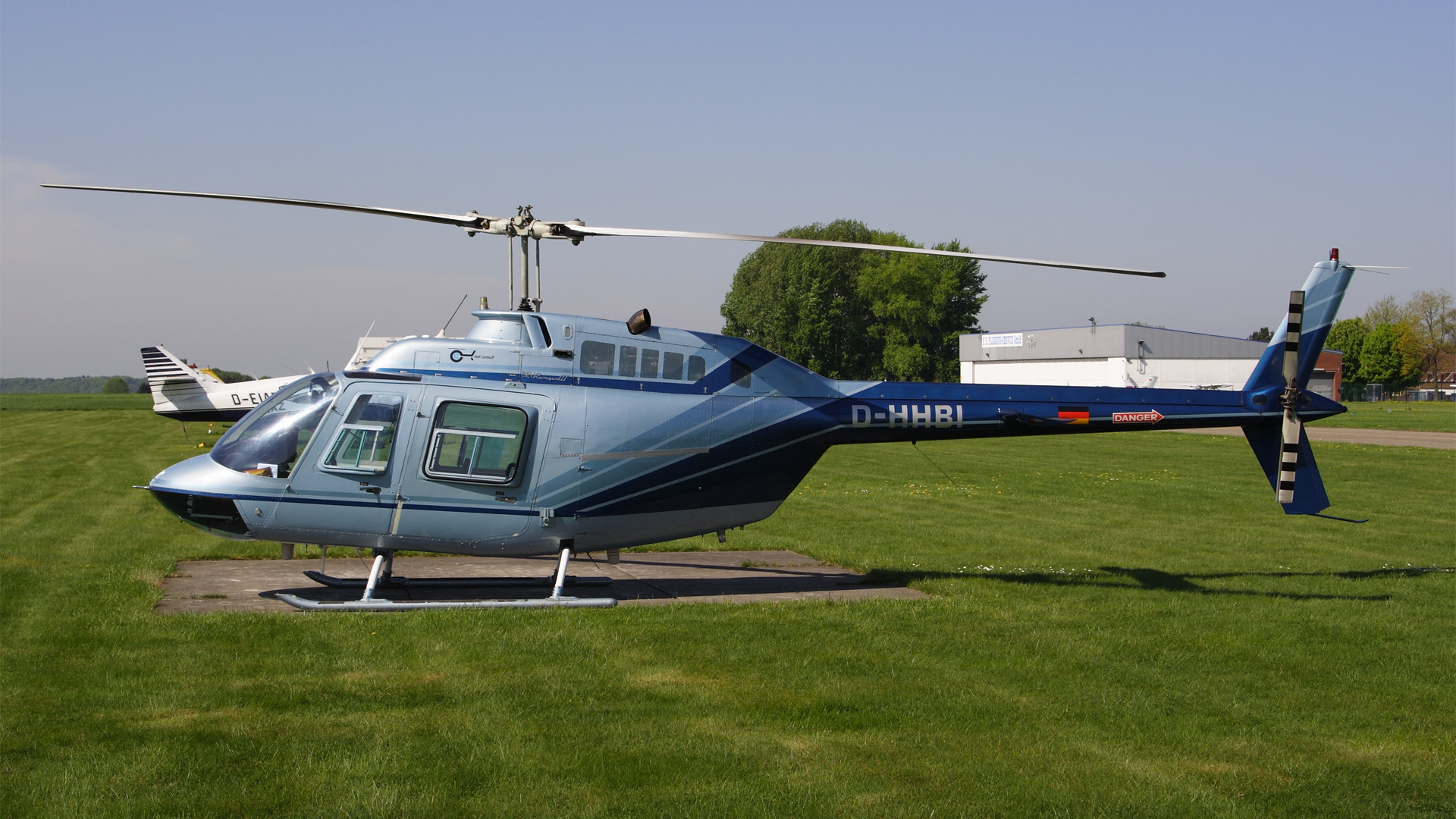 D-HHBI-1 Jetranger  ESS 200904