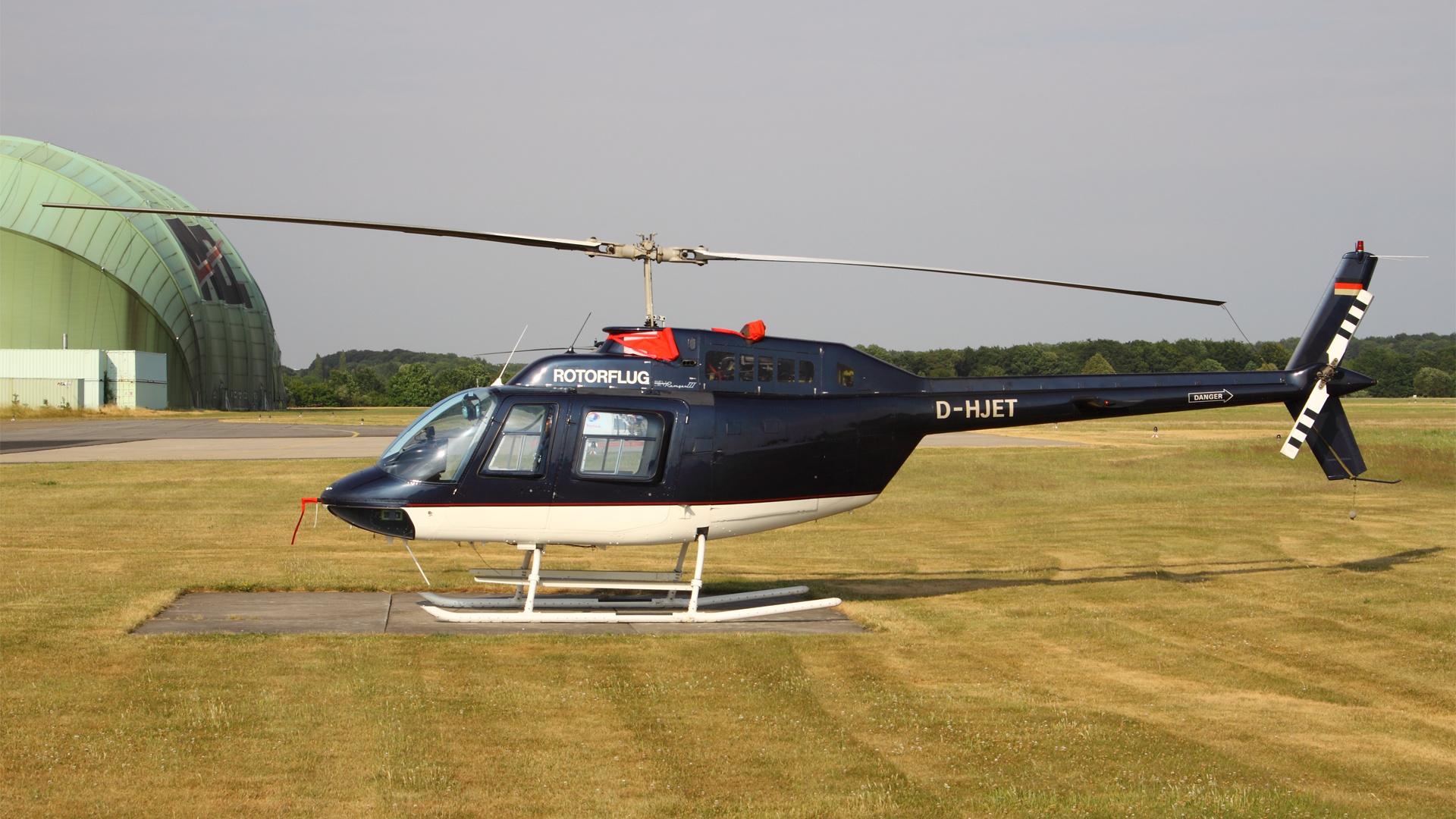D-HJET-1 Jetranger ESS 201007