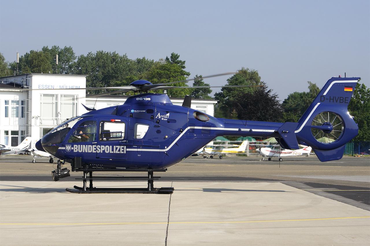D-HVBE-1 EC155 ESS 200708