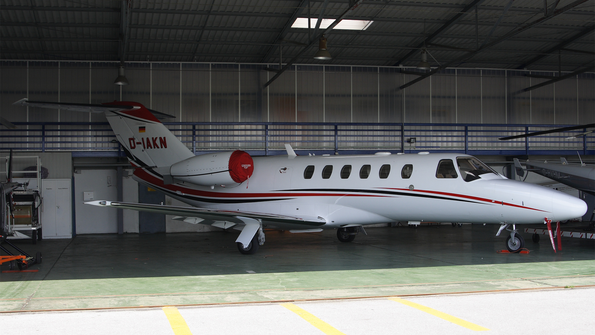 D-IAKN-1 C525 ESS 200808