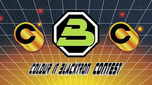 Color it Blacktron Contest 6