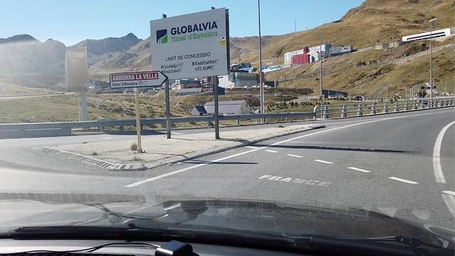 Andorra Border Control, Andorra
