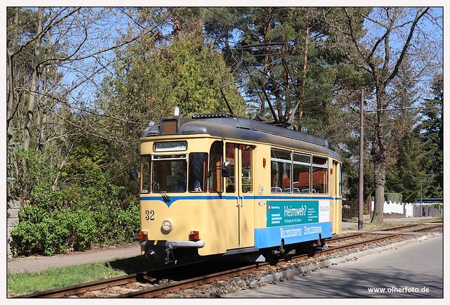 Tram Woltersdorf - 2020-03
