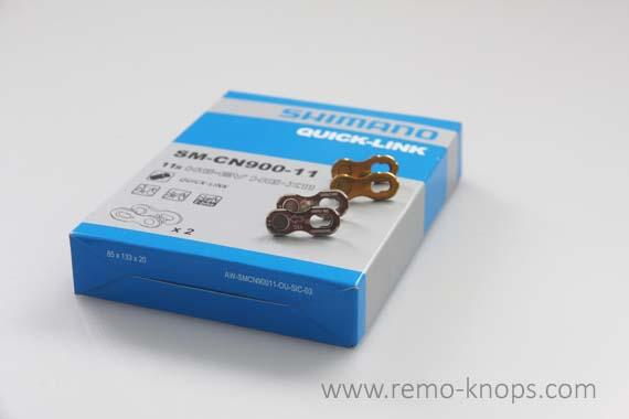 Shimano Quick Link SM-CN900-11 8452