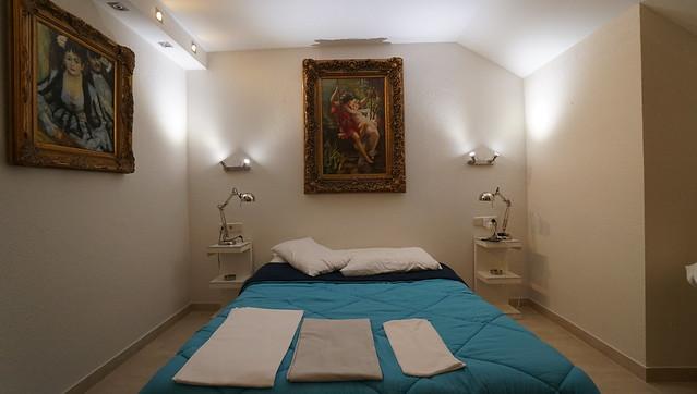 Room #1 in our Airbnb in Encamp, Andorra