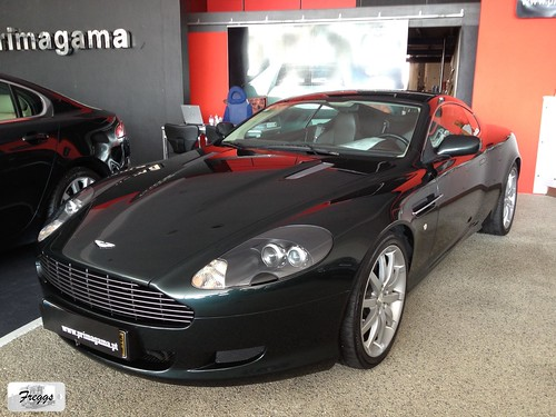 Aston Martin DB9 - Portugal | by Freggs