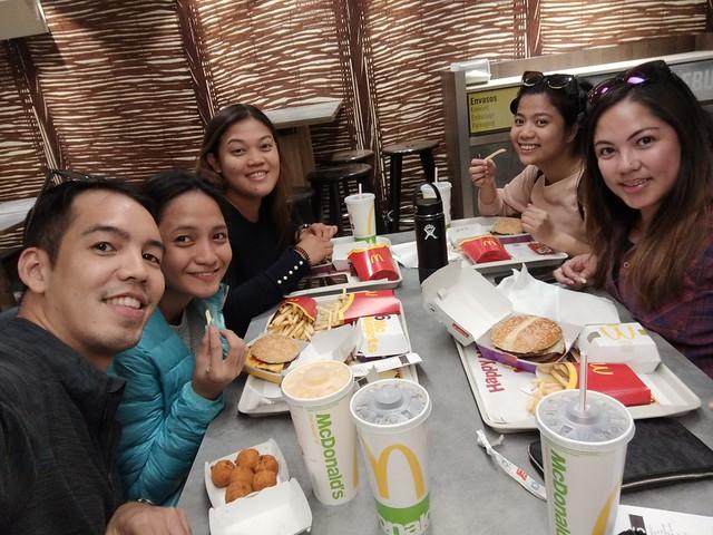 McDonald's In Andorra!