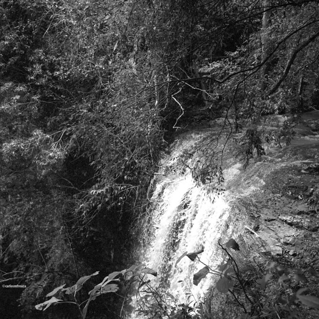 Millennial Beehive Waterfall