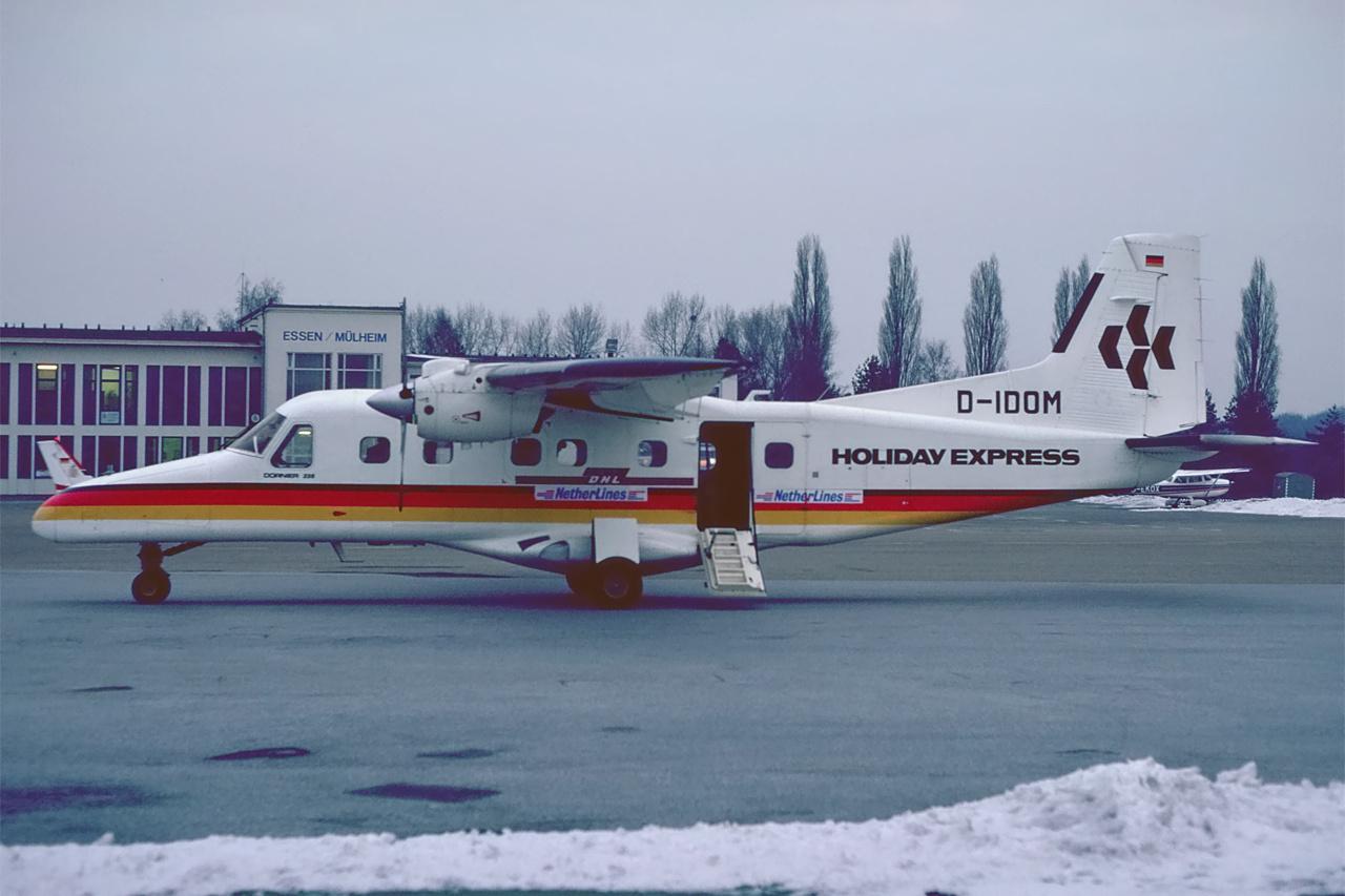 D-IDOM-1 DO228 ESS 198000