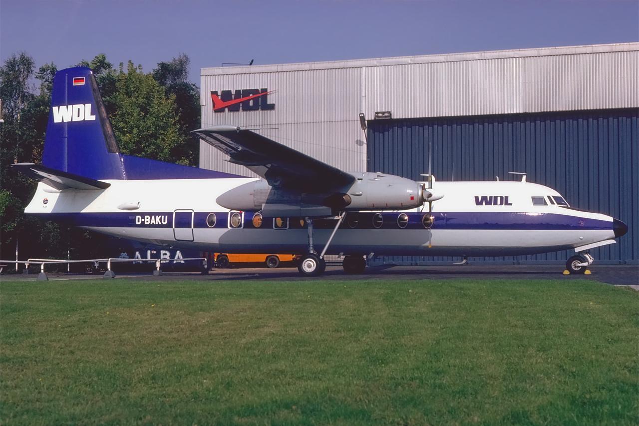 D-BAKU-1 F27 ESS 199000