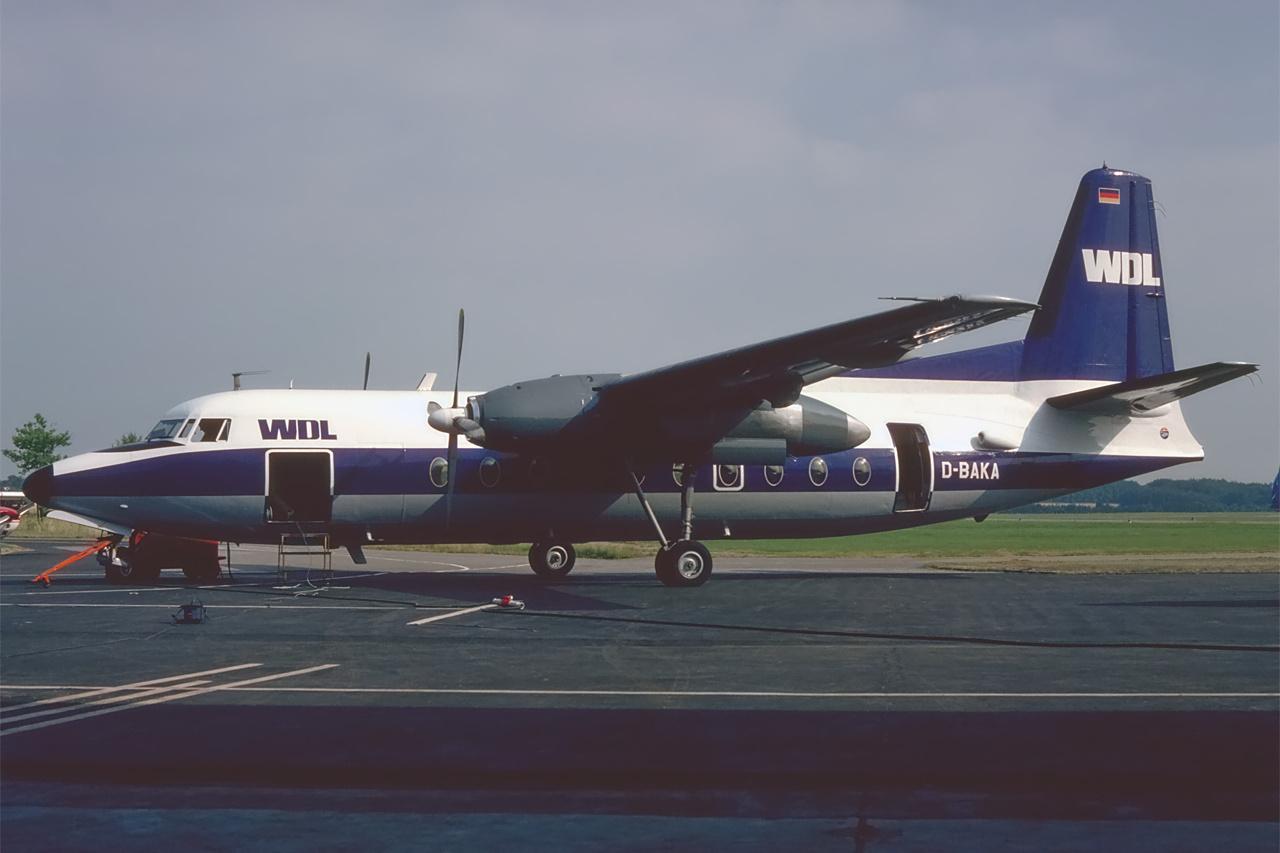 D-BAKA-3 F27 ESS 198000