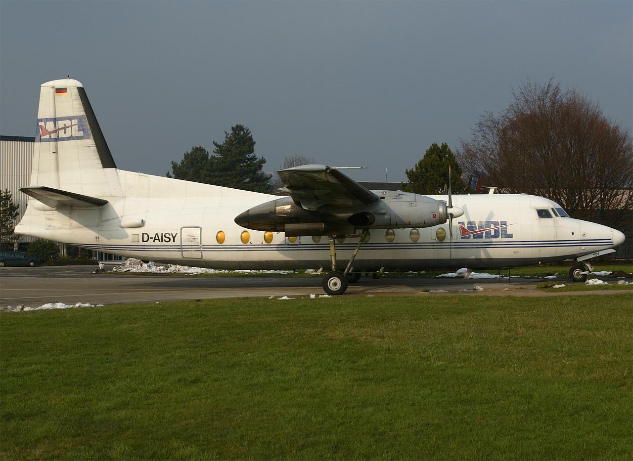 D-AISY-1 F27 ESS 200403