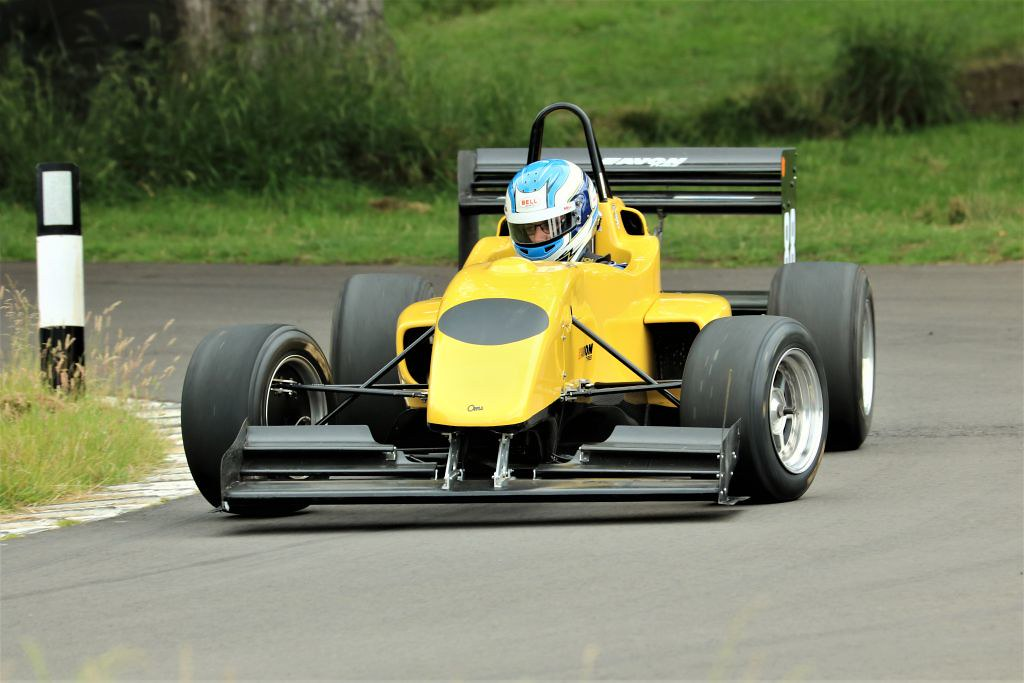 Lee Griffiths (OMS 25) at Loton (S Wilkinson)