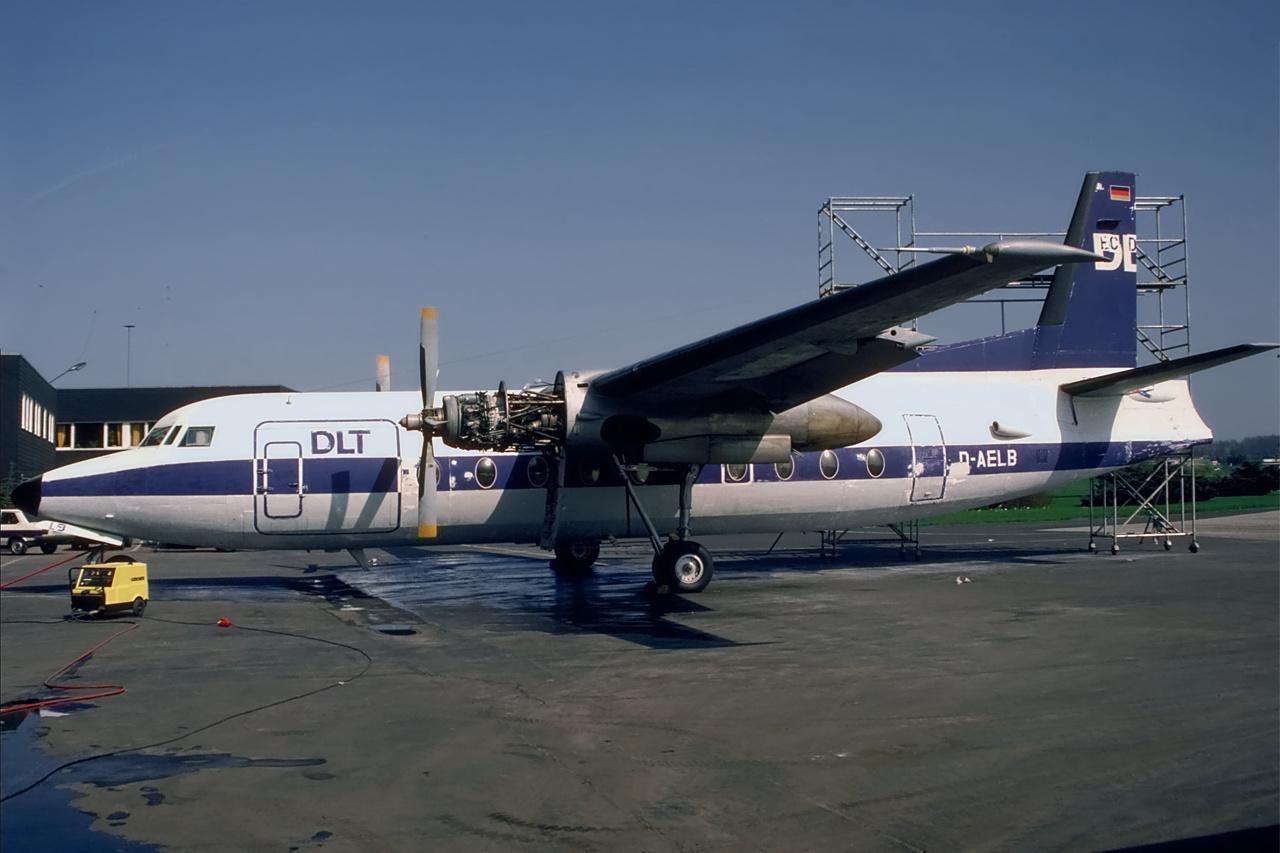 D-AELB-2 F27 ESS 199000