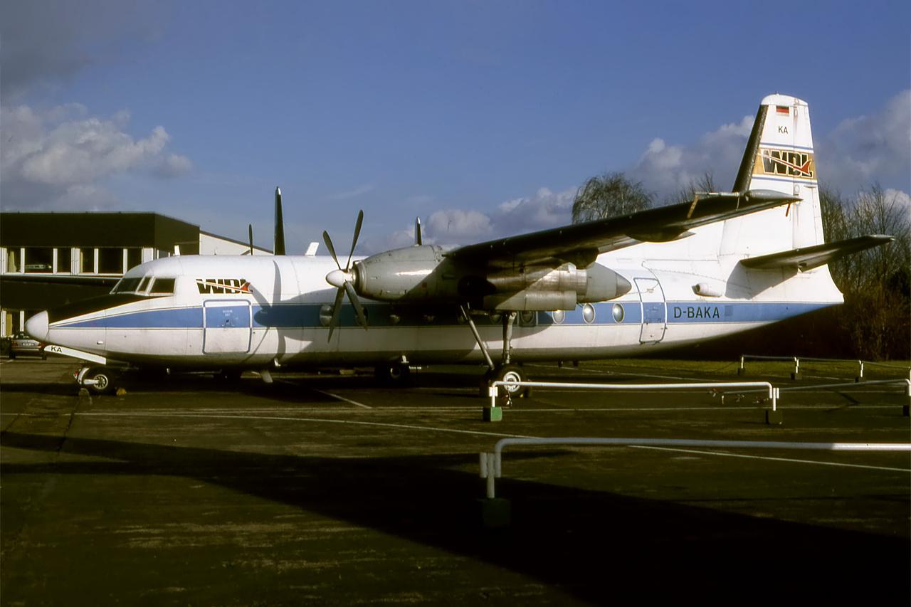D-BAKA-1 F27 ESS 199701