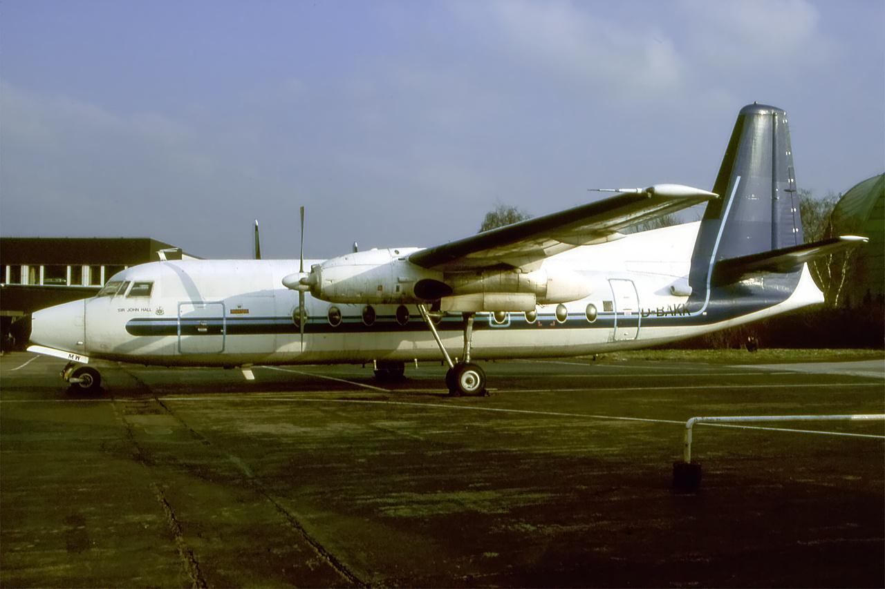 D-BAKK-1 F27 ESS 199801