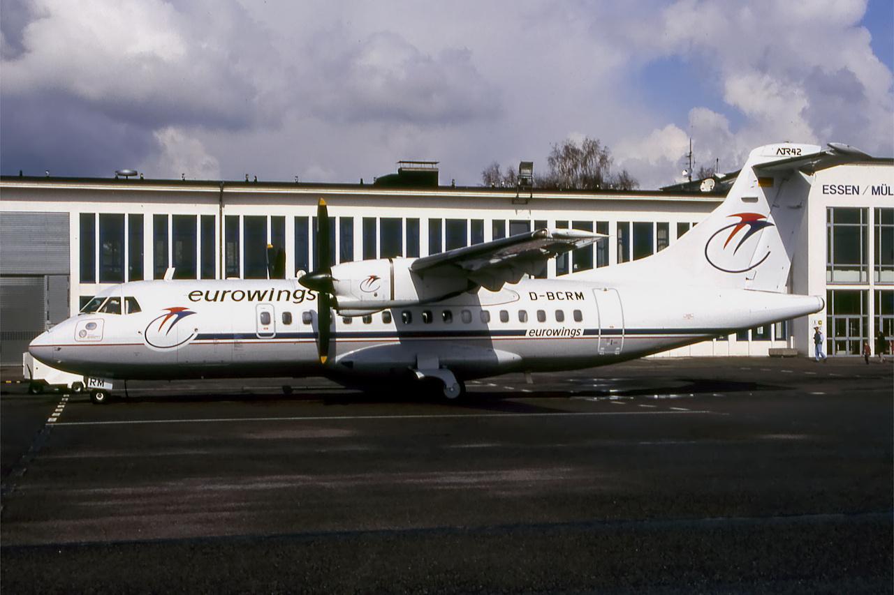 D-BCRM-1 ATR42 ESS 199304