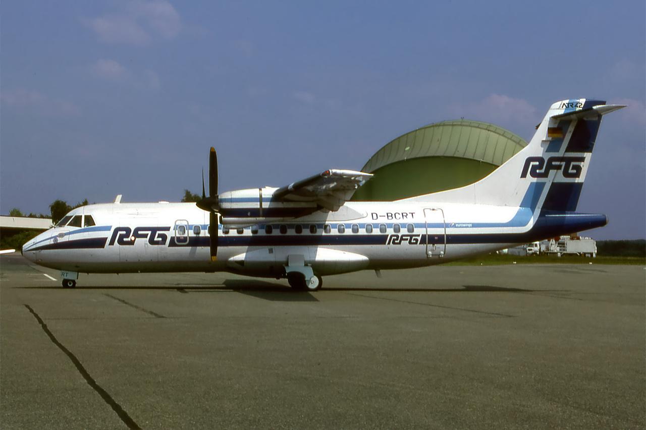 D-BCRT-1 ATR42 ESS 199504