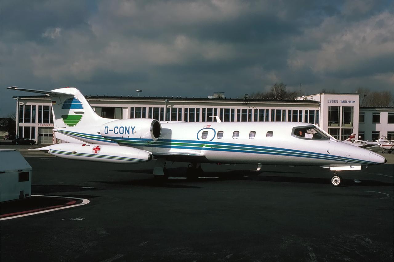 D-CONY-1 Learjet ESS 199000