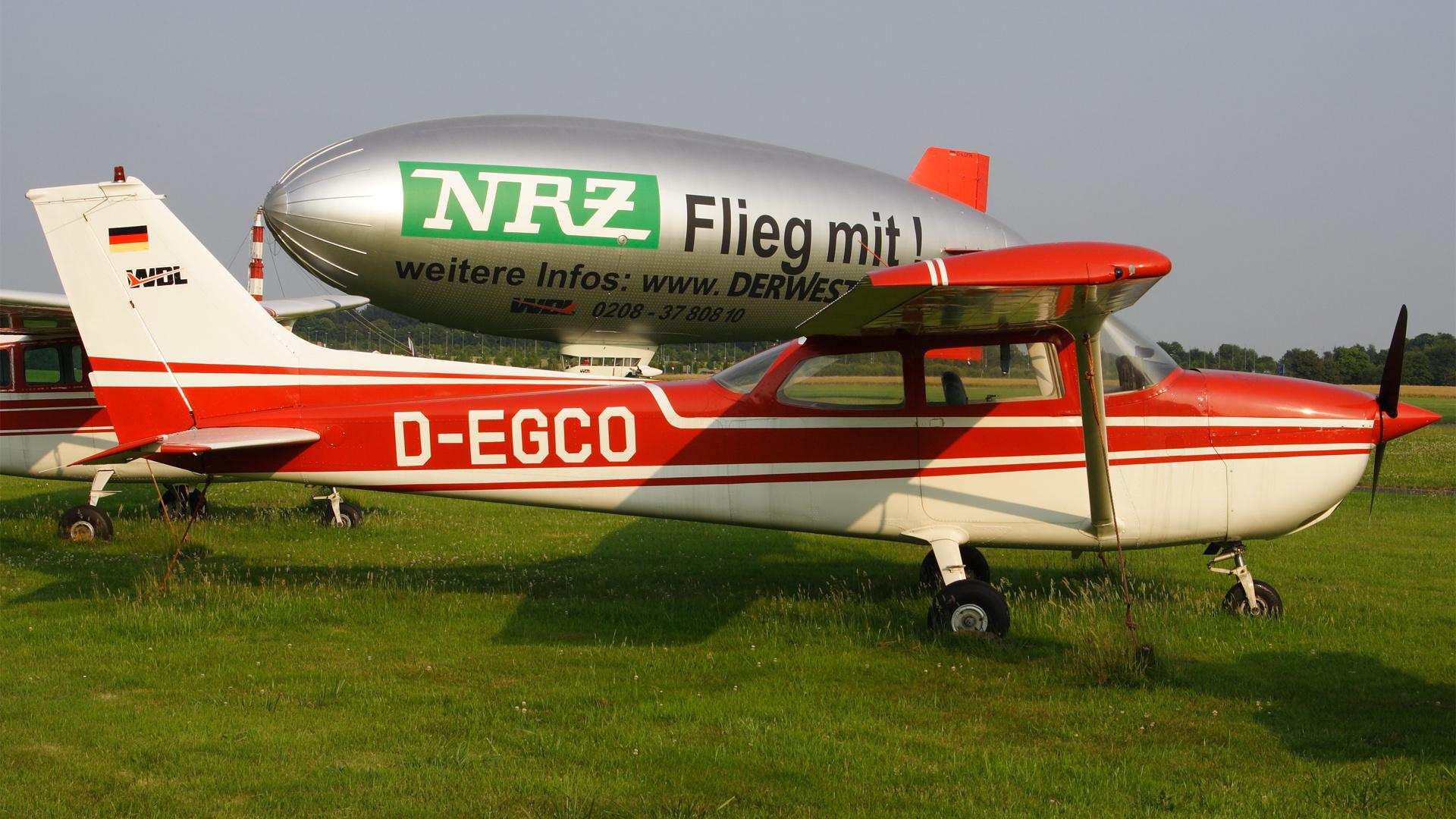 D-EGCO-1 C172 ESS 200907
