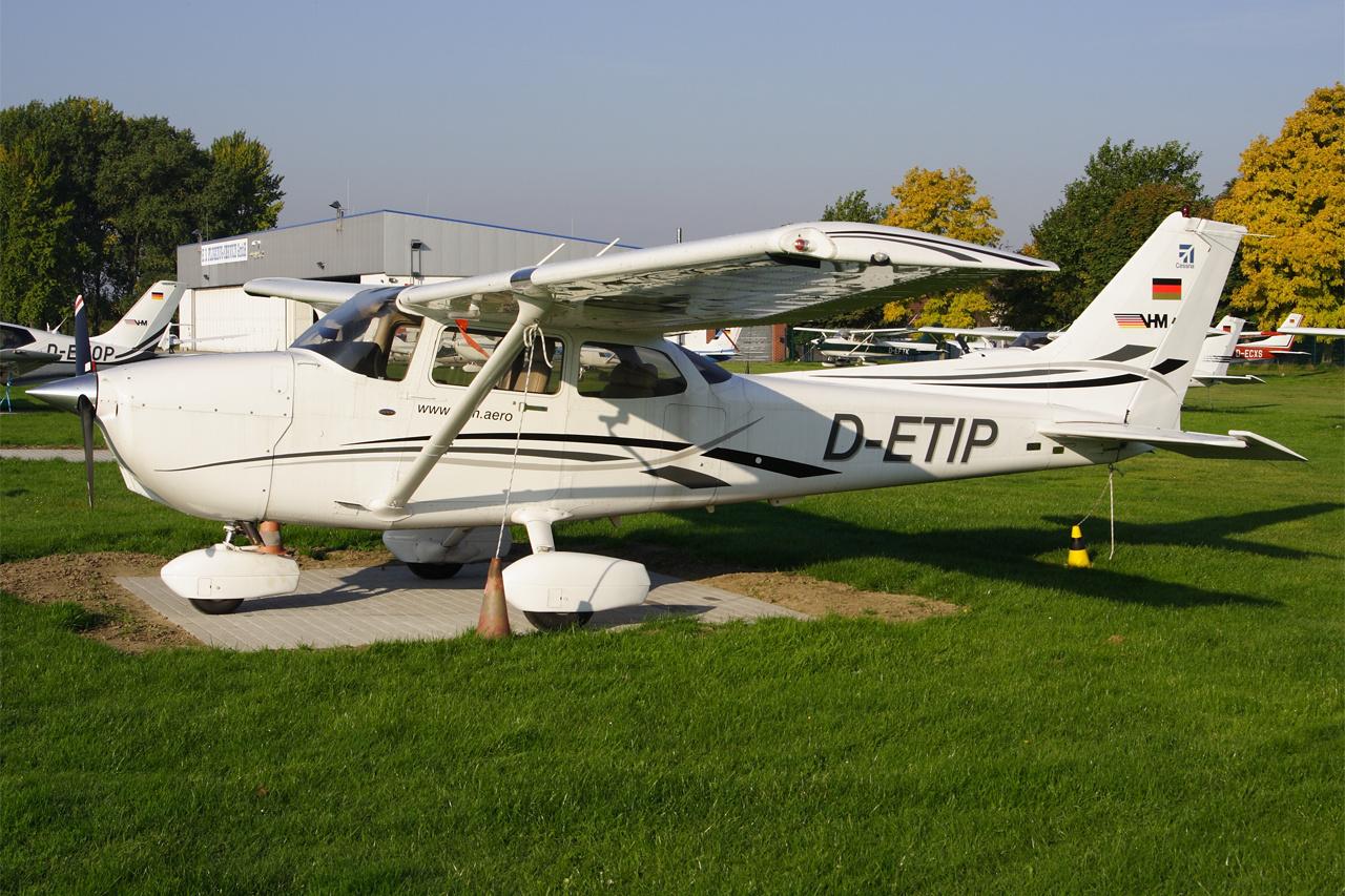 D-ETIP-1 C172 ESS 200709