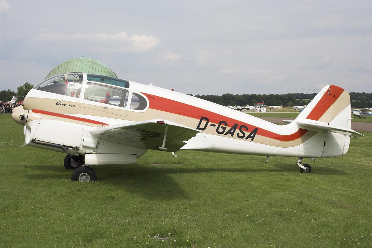 D-GASA-1 AERO145 ESS 200506