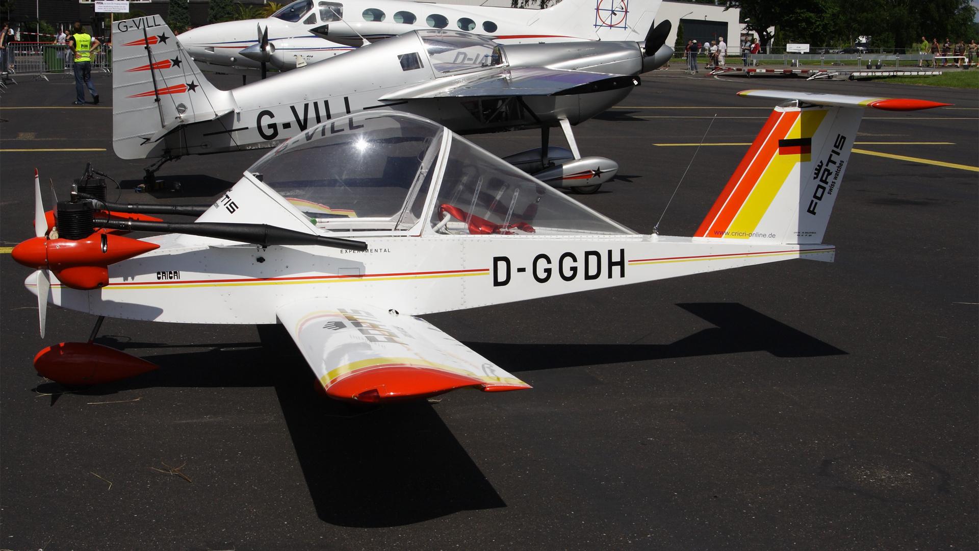 D-GGDH-1 CriCri  ESS 200806