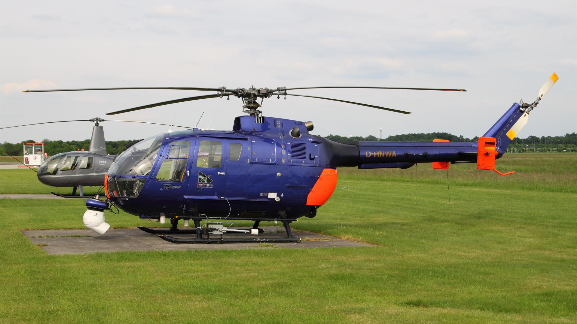 D-HNWA-1 BO105 ESS 201005