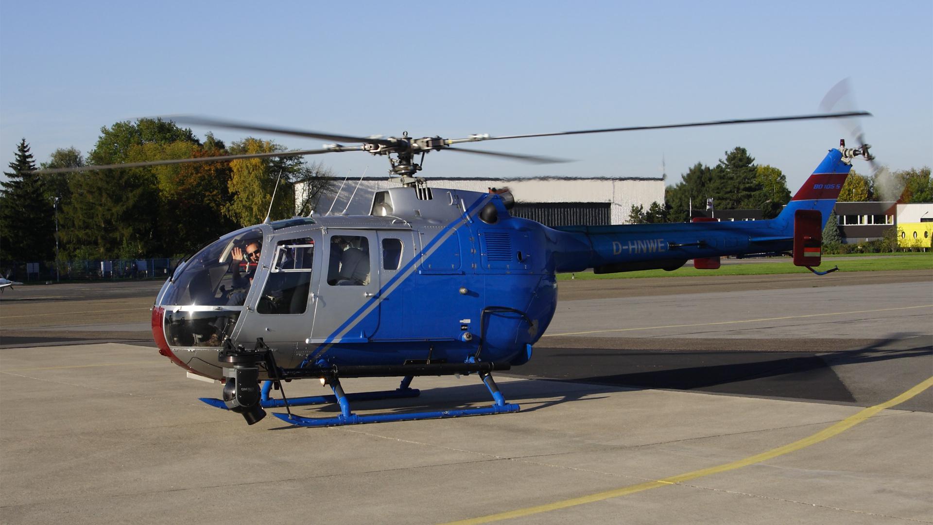 D-HNWE-1 BO105 200910