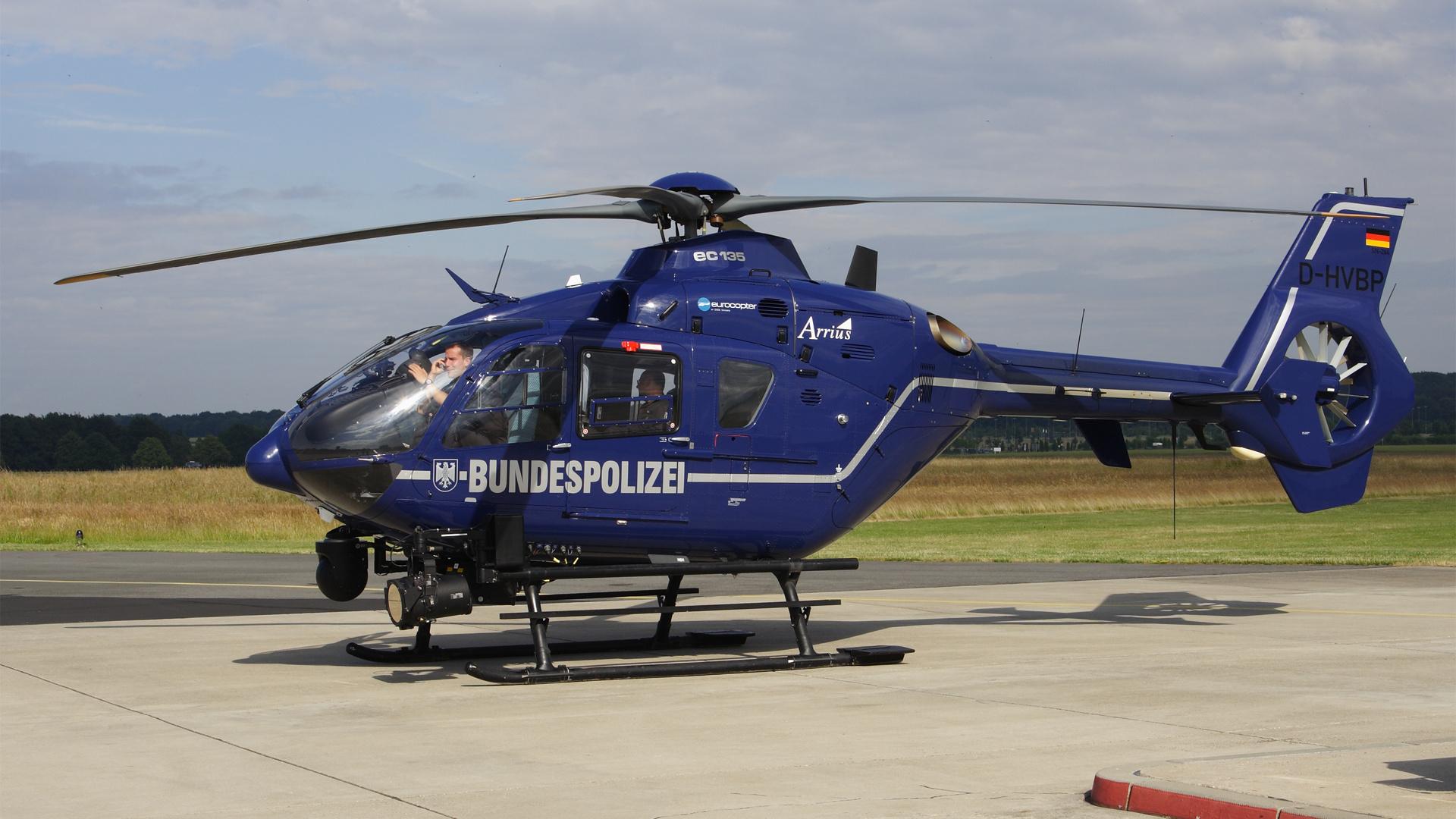 D-HVBP-1 EC135  ESS 200906